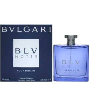 BLV Notte for men by Bvlgari