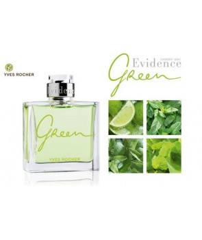 Comme Une Evidence Green for Men Yves Rocher for men